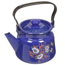 <b>Чайник эмалированный Сибирские</b> товары С2714.3К, 2.3 л в ...