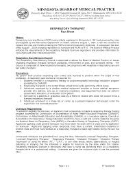respiratory therapist resume respiratory therapist resume 1524