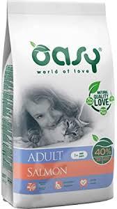 <b>Oasy Dry Cat</b> – Adult Salmon 1.5 kg.: Amazon.co.uk: Pet Supplies