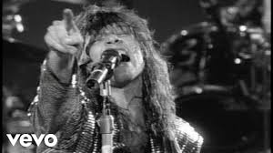 <b>Bon Jovi</b> - Wanted Dead Or Alive (Official Music Video) - YouTube