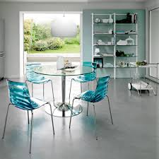 Round Glass Dining Room Table Metal Glass Dining Room Sets Metal Butcher Block Portable Kitchen