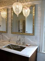small bathroom chandelier crystal ideas:  modest decoration small chandeliers for bathroom fetching small crystal chandeliers for bathrooms