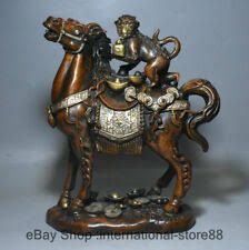 <b>Monkey Copper</b> Silver Antique Chinese Figurines & <b>Statues</b> for sale ...