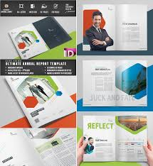 annual report templates awesome indesign layouts ultimate indesign annual report template colorful design