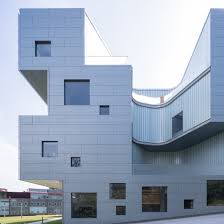 dezeen jobs architecture and design recruitment visual arts building by steven holl opens at the university of iowa