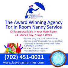 las vegas hotel babysitters voted best of las vegas babysitting