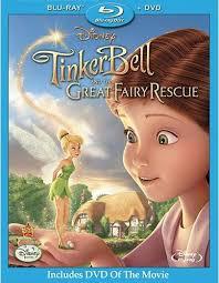 Tinker Bell y el gran rescate 2010 BRSCR Lat. Fichas Técnica Título: Campanilla y el Gran Rescate Título original: Tinker Bell and the great fairy rescue. - tinker10