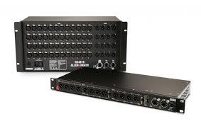 <b>Allen &</b> Heath представляет новые <b>модули расширения</b> GX4816 ...