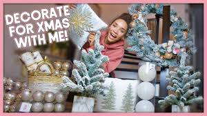 <b>Decorating</b> for <b>Christmas</b> 2019! (Holiday <b>Home</b> Tour) - YouTube