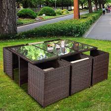 Tavolo Da Terrazzo In Legno : Tavoli da terrazzo in ferro tavolo vintage per giardino