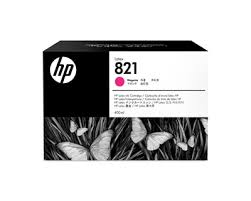 <b>HP 821 Latex</b> Ink Cartridge G0Y87A Magenta