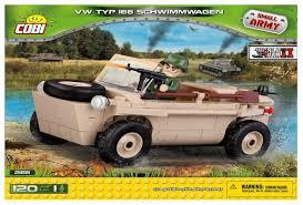 <b>Конструктор Cobi</b> Small Army World War II 2188 Амфибия <b>VW Typ</b> ...
