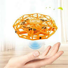 Hand Operated <b>Induction Levitation</b> Flying Drone Easy Play Indoor ...