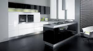 gloss black cappuccino kitchen modern inspiring kitchen living  marvelous contemporary u shaped kitchen desi
