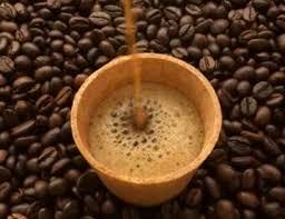 Yenilebilen kahve bardağı