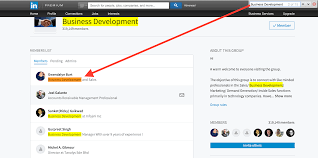 how to use linkedin groups for lead generation open each person s profile in a new window just mouse over his or her photo area and right click to open a new window or new tab and then send him or