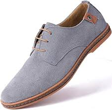Marino Suede Oxford <b>Dress Shoes</b> for <b>Men</b> - <b>Business</b> Casual <b>Shoes</b>