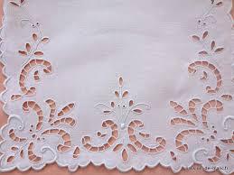 вышивка ришелье - Самое интересное в блогах