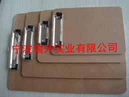 wood clip board wood wrinting boarda5 drawing board a5 clipboard clip boards