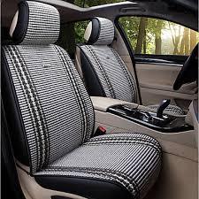 5 seats Gray Four Seasons General <b>Car Seat Cover</b> for Five-seat car ...