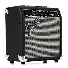 Транзисторный <b>гитарный комбо Fender Frontman</b> 10G