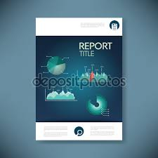 report cover template for business presentation or brochure data report cover template for business presentation or brochure data analysis pie chart and graphs in