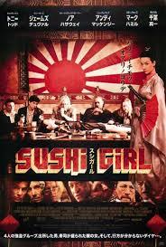 Ölüm Kızı - Sushi Girl