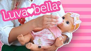 Luvabella — больше, чем <b>кукла</b>! - YouTube