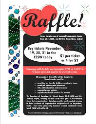 flyers pdsa raffle flyer