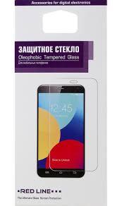 <b>Защитное стекло Redline</b> — купить по выгодной цене на Яндекс ...