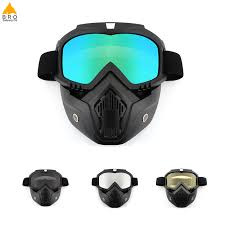 Men Women Dust proof <b>Cycling Bike Full Face</b> Mask Windproof ...