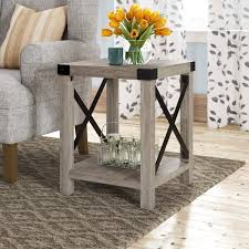 <b>Aviator End Table</b> | Wayfair