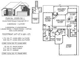 Narrow   Monte Smith Designs House PlansMonte Smith Designs House Plans  middot    Story  Bedroom    Bathroom    Family room  Dining