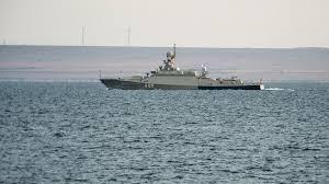 В Крыму прошли учения <b>ЧФ</b> по навигационной безопасности ...