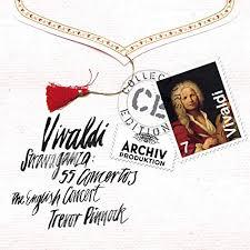 <b>Vivaldi</b>: Stravaganza – 55 Concertos by The English Concert and ...