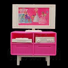 plastic tv stand cabinet 16 for blythe barbie dolls house dollhouse furniture barbie furniture for dollhouse