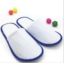 <b>10 Pairs</b>/<b>lot</b> Hotel Travel Spa Disposable Slippers 2019 <b>hot</b> sell ...