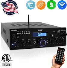 Wireless Bluetooth Power Amplifier System - 200W ... - Amazon.com