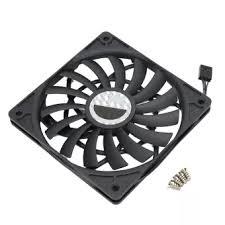 <b>F12012</b> Computer CPU Cooling <b>Fan Ultra Thin</b> Desktop Cooler ...