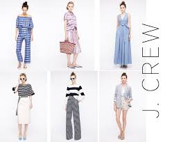 Image result for spring fashion j crew 2016