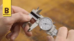 Quick Tip: How to measure and read a dial caliper - YouTube