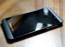 Blackberry Z10 inside out study of new phone