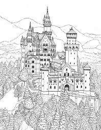 Small Picture 184 best Adult Coloring Books images on Pinterest Coloring books