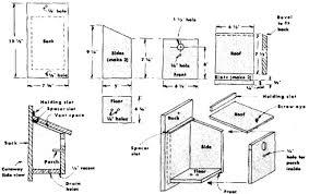 cardinal birdhouse plans     Ideas wood projectscardinal bird house plans