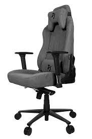 <b>Компьютерное кресло Arozzi Vernazza</b> Soft Fabric (Пепельный ...