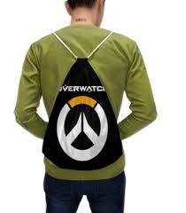 """Рюкзаки c авторскими принтами """"<b>overwatch</b>"""" - купить в интернет ..."""