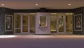 enjoy dinner at the museum cafe and a film at okcmoa the chef has designed a two course menu to facilitate a great dinner with a minimal wait boxed ice office exterior