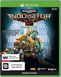 <b>Игра для приставки Microsoft</b> Xbox One Warhammer 40,000 ...