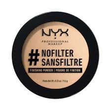 <b>NYX Professional Make Up</b> Nofilter Finishing <b>Powder</b> 07 Medium ...