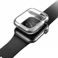Защитный <b>чехол Uniq</b> Garde для <b>Apple</b> Watch 44 мм